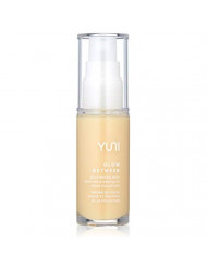 YUNI Beauty Glow Between, Jelly Micro Mist Anti Pollution Soothing Face Spray, 1 Fl Oz