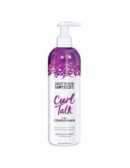 Not Your Mothers Curl Talk Conditioner 3-In-1 12 Ounce Pump (355ml)
