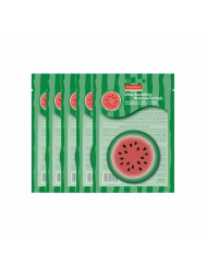 PUREDERM Facial Pads (10sheets) x 5ea / Watermelon mask/Watermelon patch/Mask sheet/Skin soothing/Skin moisture/Vitalizing pad/Hydro soothing pad/Orange pad/Cumber pad (WATERMELON)