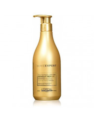 L'Oreal Serie Expert Gold Quinoa + Protein Absolut Repair Instant Resurfacing Shampoo 16.9 oz