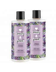 Love Beauty And Planet Relaxing Rain Body Wash, Argan Oil & Lavender, 16 oz, 2 ct | ⭐️ Exclusive