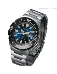 Seiko Prospex Monster Stainless Steel Blue Dial