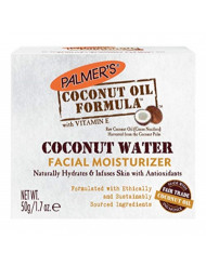 Palmers Coconut Water Facial Moisturizer 1.7 Ounce Jar (2 Pack)
