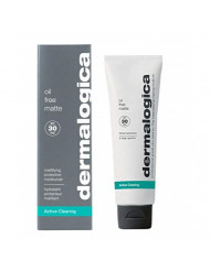 Dermalogica Oil Free Matte SPF30, 1.7 Fl Oz - Daily Face Sunscreen for Oily and Acne Prone Skin