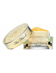 Too Faced Pineapple Glow Moisturizing & Brightening Face Mask 1.63 oz
