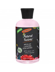 Palmer's Natural Fusions Micellar Cleansing Rosewater, 12 Oz