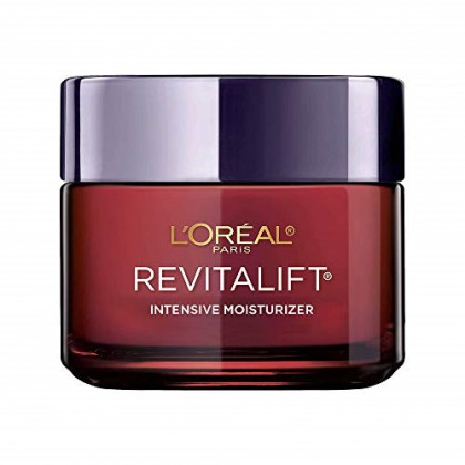 L'Oreal Paris Face Moisturizer By L'Oreal Paris Skin Care I Revitalift Triple Power Anti-Aging Face Cream With Pro Retinol, Hyaluronic Acid & Vitamin C I 2.55 Oz