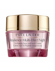 Estee Lauder Resilience Multi-Effect Night Tri-Peptide Face and Neck Creme, 1.7 oz / 50 ml, Full Size All Skin Types