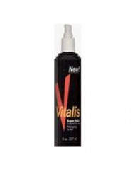 Vitalis Hairspray for Men - Maximum Hold 8 oz. (3-Pack)