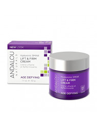 Andalou Naturals Hyaluronic Dmae Lift & Firm Skin Cream - 1.7 Oz