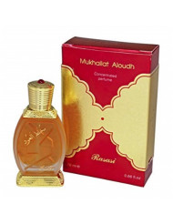 Mukhallat Al Oudh Unisex CPO - Concentrated Perfume Oil 20 ML (0.67 oz) | Sophisticated Taste | Bouquet with Fresh Geraniuma & Marine Accord with Patchouli & Praline| Elegant bottle | by RASASI Perfumes