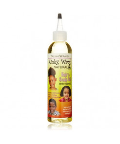 Taliah Waajid Kinky Wavy Natural Hair Scalp Oil, 8 oz