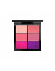 Mac Pro Lip Palette~6 PREFERRED PINKS~Glamour Daze