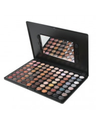 Beauty Treats 88-Piece Professional Warm Makeup Palette