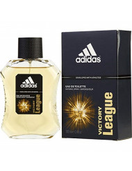 Adidas Victory League Eau De Toilette Spray for Men, 3.4 Ounce