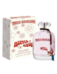 True Religion Hippie Chic Eau De Parfum Spray for Women, 3.4 Ounce