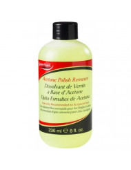 Super Nail Acetone Polish Remover, 8 Ounce