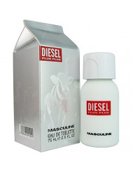 DIESEL plus plus by diesel - eau de toilette spray 2.5 oz mens, 2.5 Fl Oz