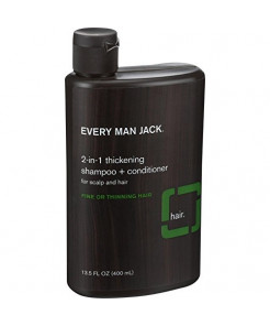 EVERY MAN JACK SHAMPOO 2IN1 THCKNG TTREE 13.5OZ