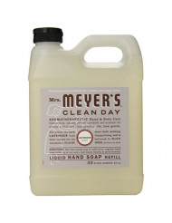 Mrs. Meyer's Clean Day Liquid Hand Soap Refill - Lavender - 33 Oz