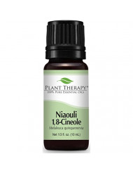 Plant Therapy Niaouli Essential Oil. 100% Pure, Undiluted, Therapeutic Grade. 10 ml (1/3 oz).
