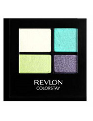 REVLON Colorstay 16 Hour Eye Shadow Quad, Inspired, 0.16 Ounce