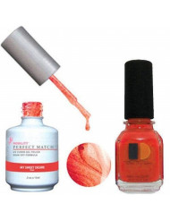 LECHAT Perfect Match Nail Polish, My Sweet Desire, 0.500 Ounce