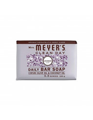 Mrs. Meyers Clean Day Soap Bar Lavender, 5.3 oz