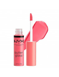 NYX PROFESSIONAL MAKEUP Butter Gloss, Peaches & Cream, 0.27 Ounce