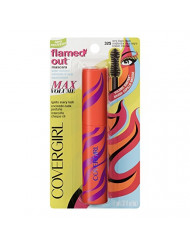 COVERGIRL Flamed Out Water Resistant Mascara Very Black Blaze 325.37 oz, Old Version