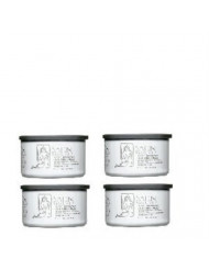 Satin Smooth Zinc Oxide Wax 4 Pack