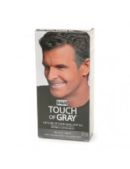 Just For Men Touch of Gray Gray Hair Treatment, Dark Black - Gray T-55 1 ea