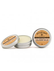 Otter Wax Spruce Cologne Solid   1oz   All-Natural Fragrance   Made in USA