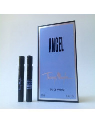 ANGEL by Thierry Mugler for Women 0.04 oz Eau de Parfum (x2) Spray Vial