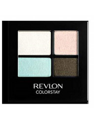 Revlon Colorstay 16 Hour Eye Shadow Quad - Sun Swept - 0.16 oz