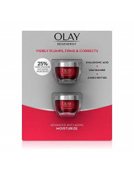 OLAY Regenerist Micro-Sculpting Cream Fragrance Free 1.70 oz (Pack of 2)