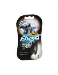 Bic Bic Flex 4 Disposable Shavers, 3 each (Pack of 2)