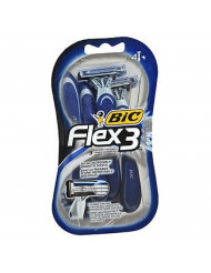 Bic Flex 3 Men'S 4ct Size 4ct Bic Flex 3 Men'S 4ct
