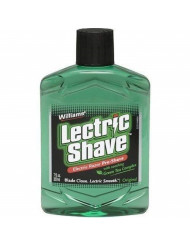 Williams Lectric Shave Or Size 7z Williams Lectric Shave Orig 7z