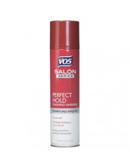 Vo5 Salon Series Perfect Hold Styling Hairspray, 9 Ounce - 6 per case.