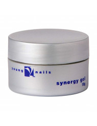 Young Nails Synergy Gel, Building, Clear Sculptor, 0.52 oz