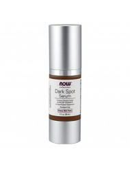 NOW Solutions, Dark Spot Serum, with ALPAFLOR GIGAWHITE to Help Brighten Age Spots and Discoloration, 1-Ounce