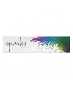 Sparks Long Lasting Bright Hair Color, Green Ivy, 3 Ounce