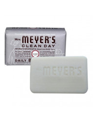 Mrs. Meyer's Bar Soap, Lavender, 5.3 Ounce