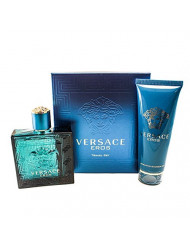 Versace Eros Fragrance Set, 2 Count