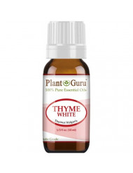 Thyme (White) Essential Oil 10 ml 100% Pure Undiluted Therapeutic Grade.