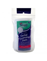 Swisspers Facial Cleansing Pads 50 Count (3 Pack)