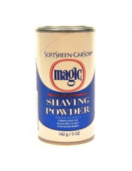 Magic Shaving Powder Blue 5 Ounce Regular Depilatory (145ml) (3 Pack)