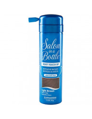 Salon in a Bottle Root Touch up Hair Spray Light Brown