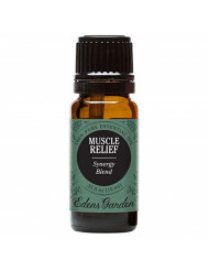 Edens Garden Muscle Relief Essential Oil Synergy Blend, 100% Pure Therapeutic Grade (Highest Quality Aromatherapy Oils- Massage & Pain), 10 ml